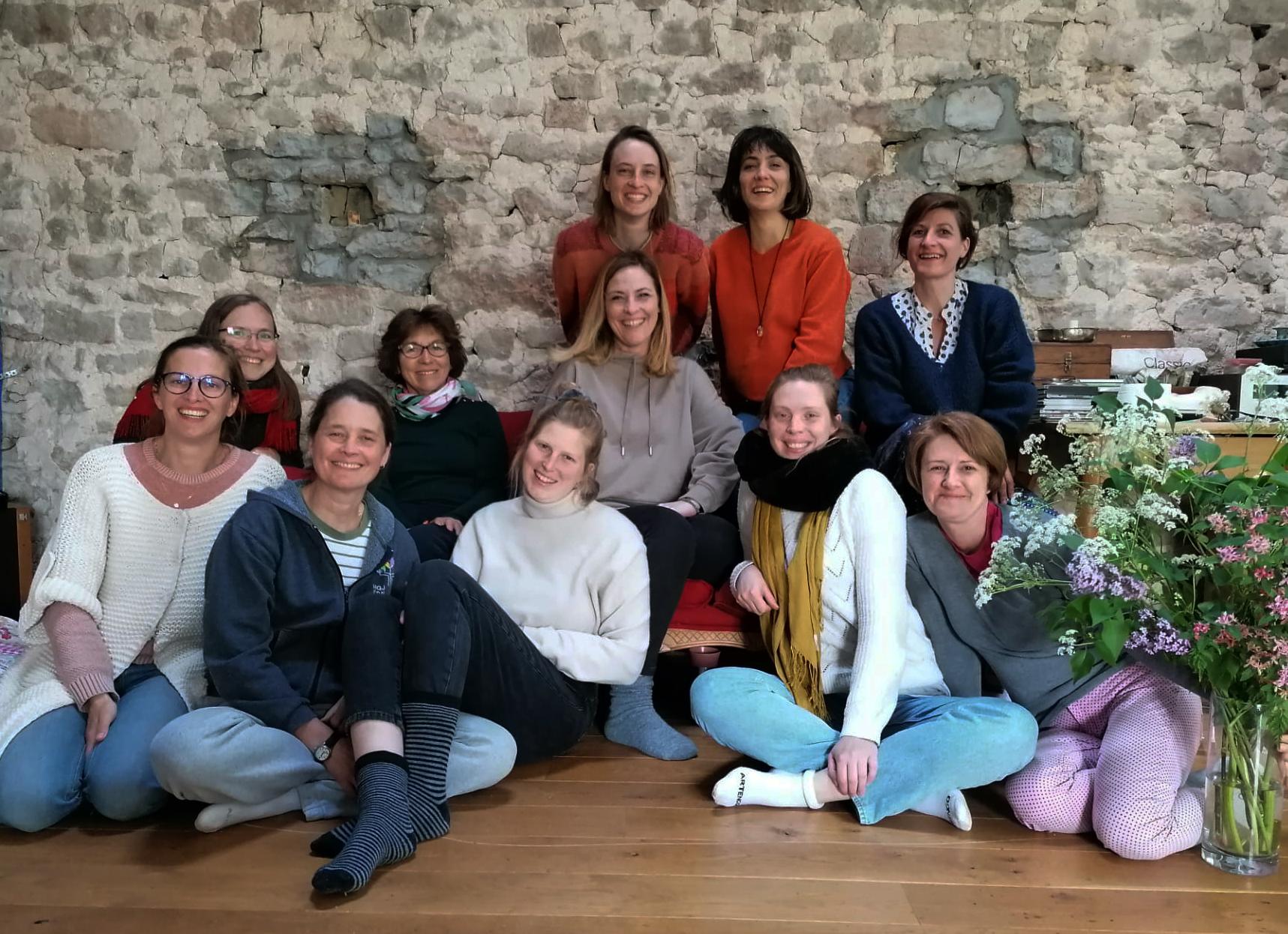 PASS-AGES recherche l'équipe pionnière des sages-femmes pour sa Maison de Naissance à FOREST
