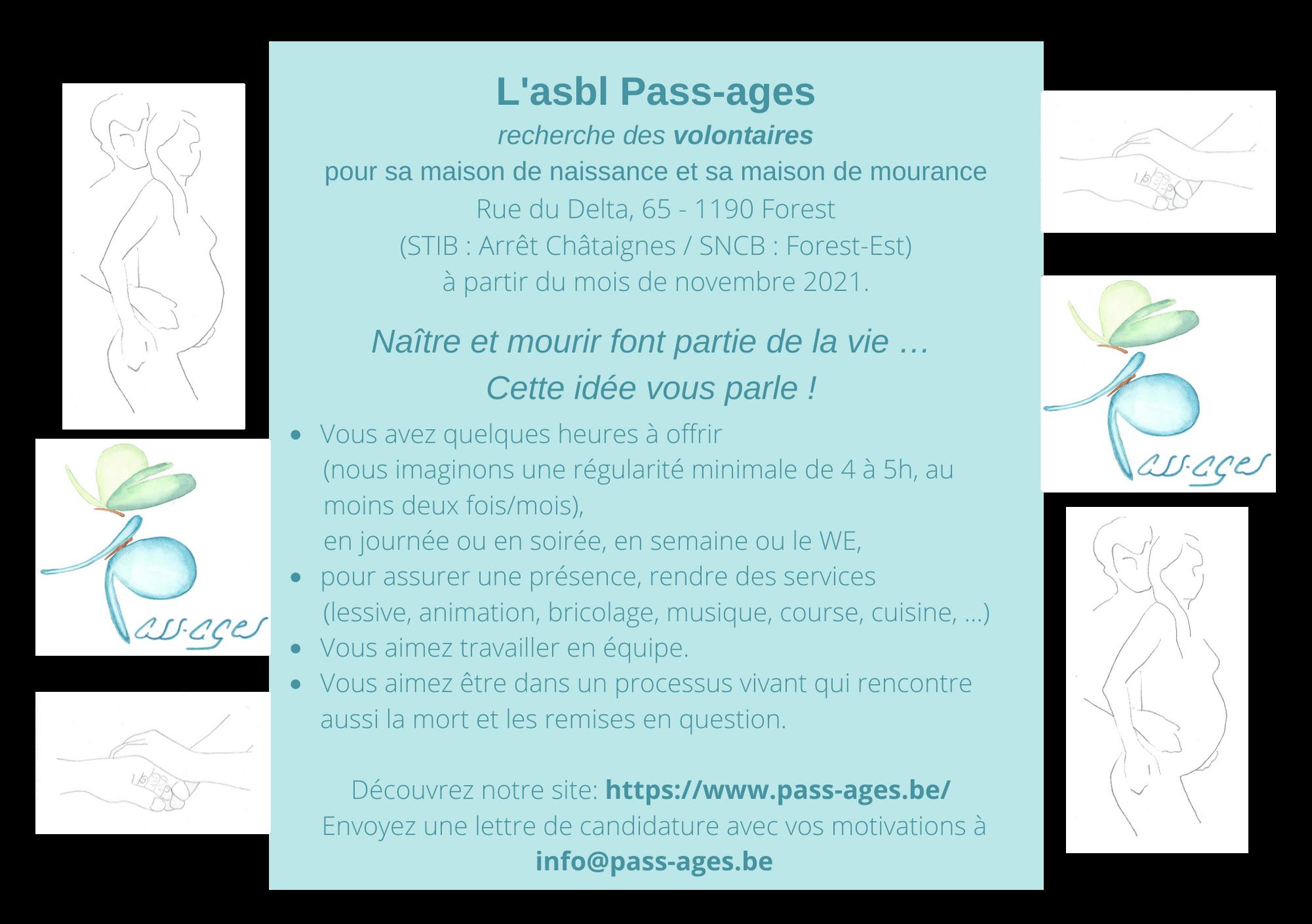 Devenir volontaire chez Pass-ages