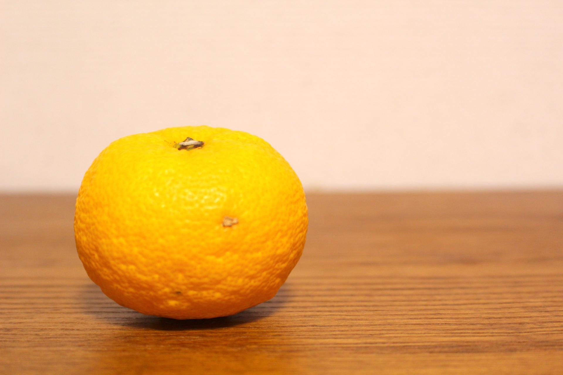 1月31日(日):「晩白柚の湯」を開催