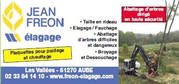 Société Jean Fréon - élagage