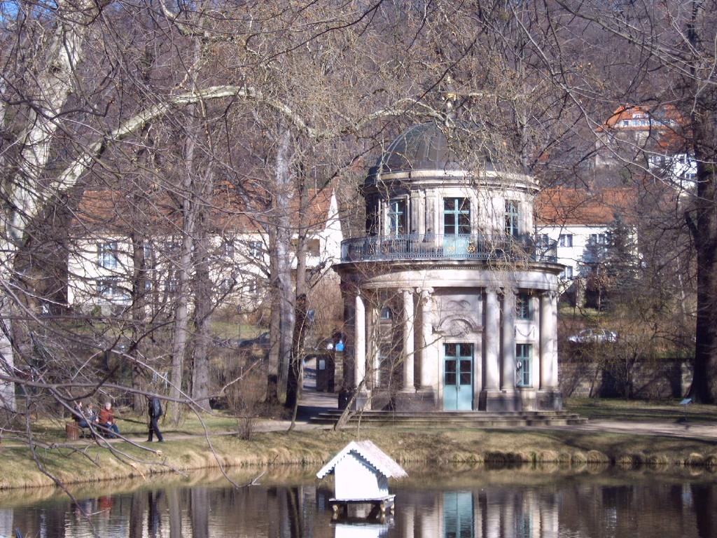 Englischer Pavillon Pillnitz