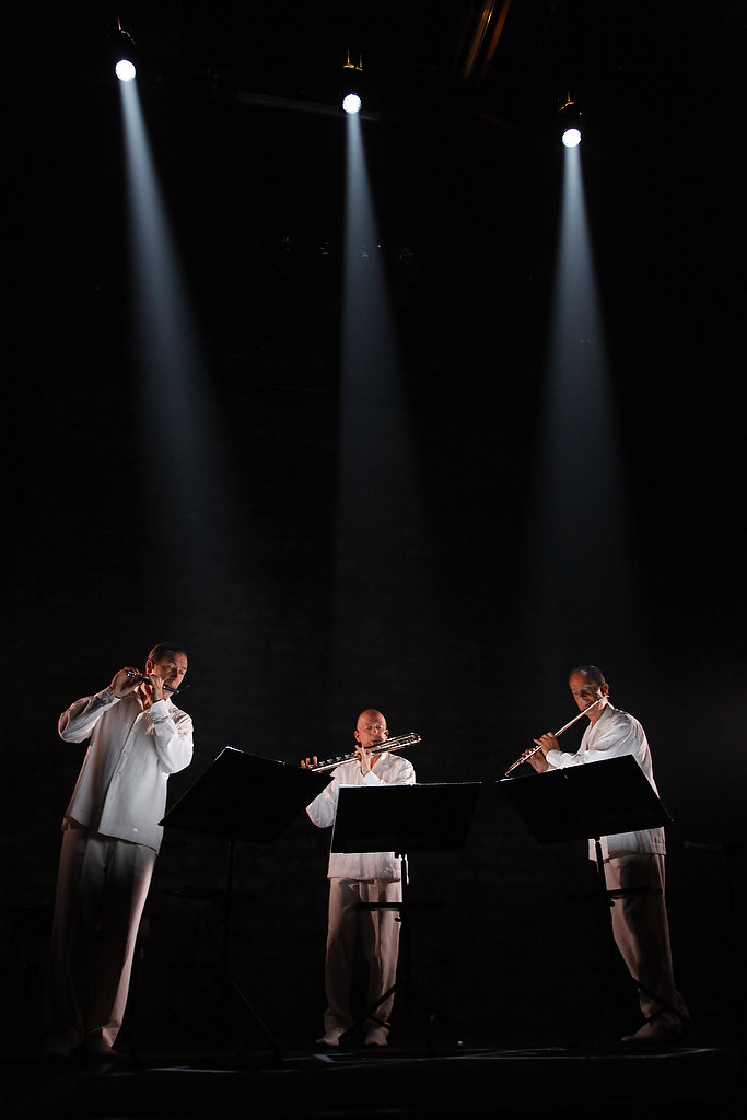 Le Trio d'Argent