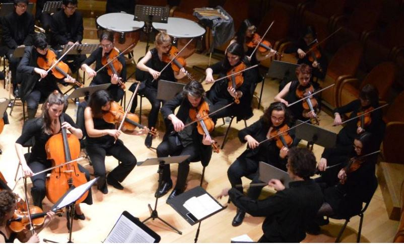 Ensemble orchestral de Dijon