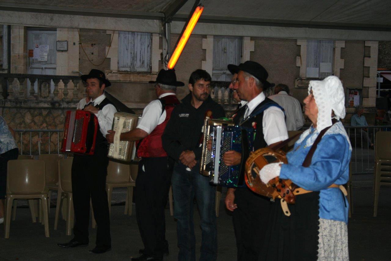 Groupe de danse folklorique de St Germain des Prés