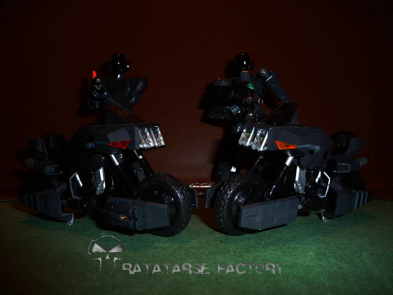1/15 Black Rei Custom & Black Stick - Ratatarse Factory