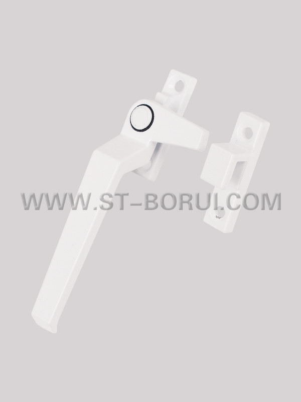 BR.309 Aluminium Casement Window Handle, Cockspur Window Handles