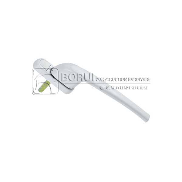 BR.204 PVC Window Handle, Espagnolette Handle