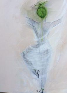 OT, Acryl auf Leinwand, 80 x 80 cm, Preis auf Anfrage