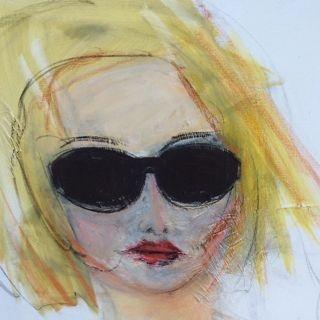 OT, Acryl auf Leinwand, 60 x 60 cm, Preis auf Anfrage