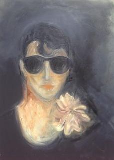 OT, Acryl auf Leinwand, 70 x 50 cm, in Privatbesitz