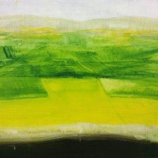 OT, Acryl auf Leinen, 60 x 60 cm, Preis auf Anfrage