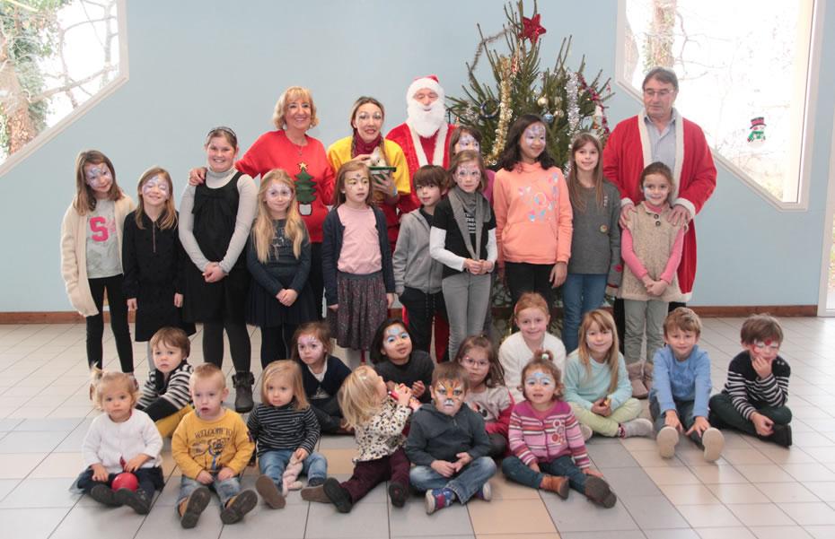 Photo - Noël des enfants 2018 - Bréville-sur-Mer