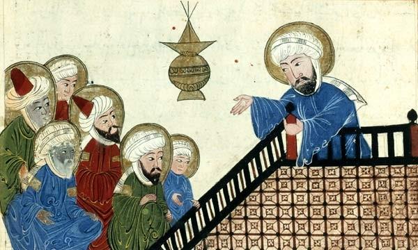 Abz Rayhan al-Biruni, Der Prophet Mohammed (17. Jhdt.)