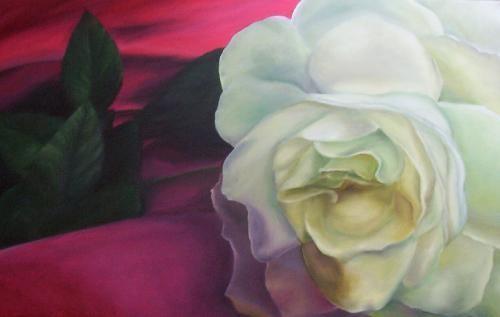Christina del Rosso, El secreto de la rosa