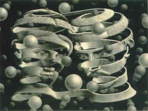 M.C.Escher, Band of Union