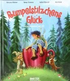 Rezension Rumpelstilzchens Glück, Kindermusical, Buch mit Kindermusik, Rumpelstilzchens Glück, Härter Verlag Kindermusical