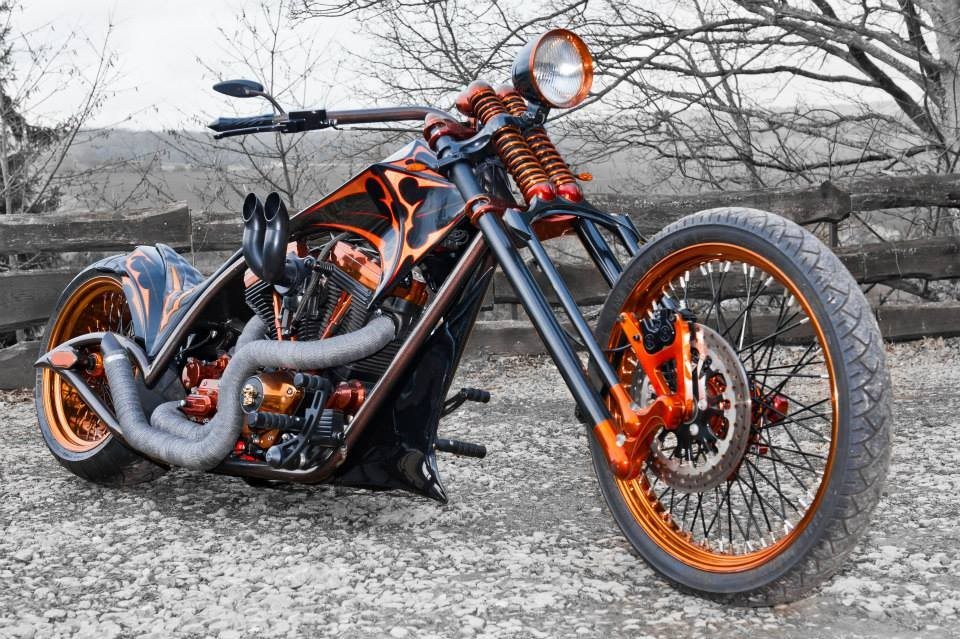 Custom Bike von www.ultimate-bikes.de