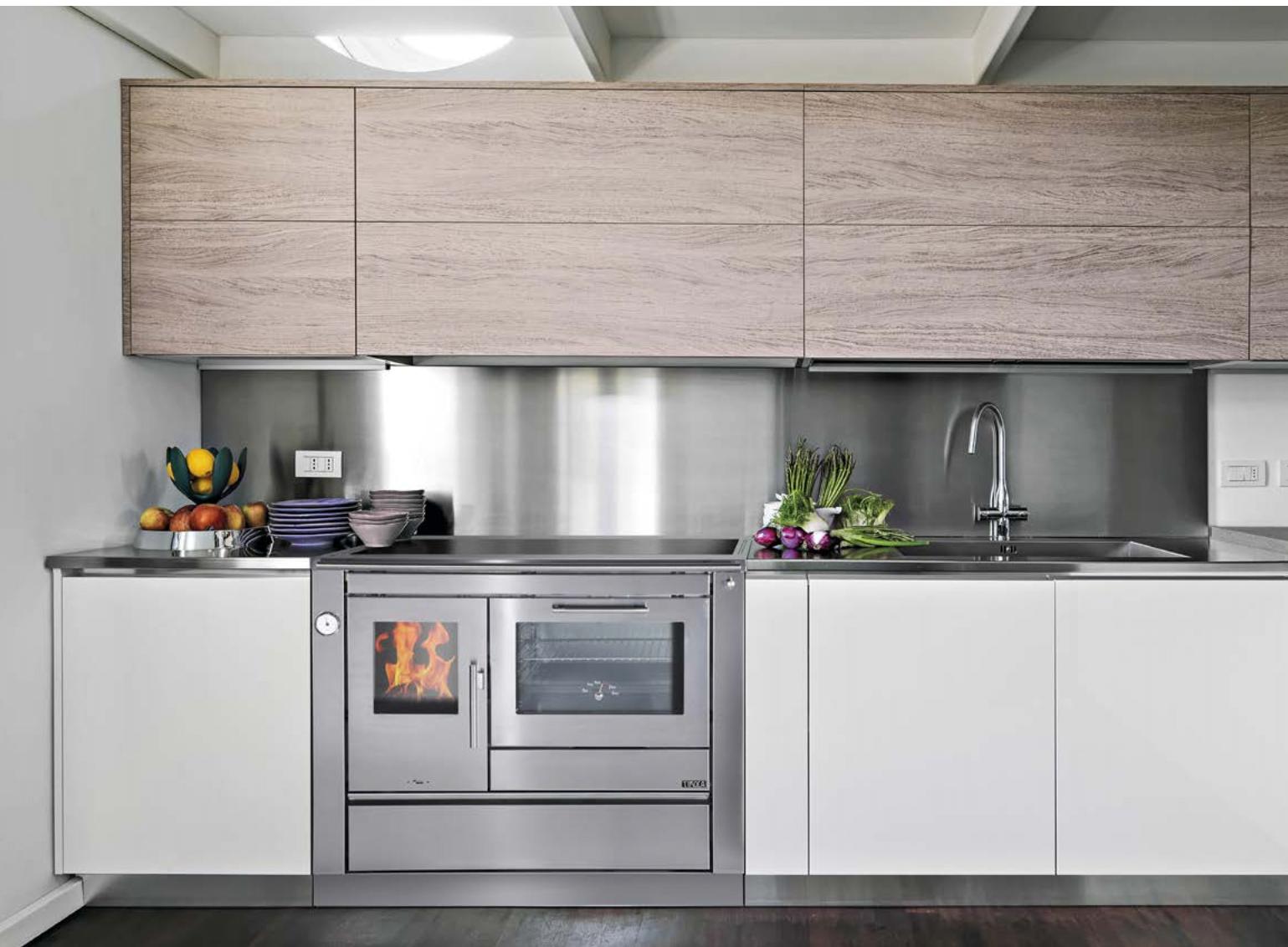 Holzherd Küche günstig - Ofenhaus Mainspitze