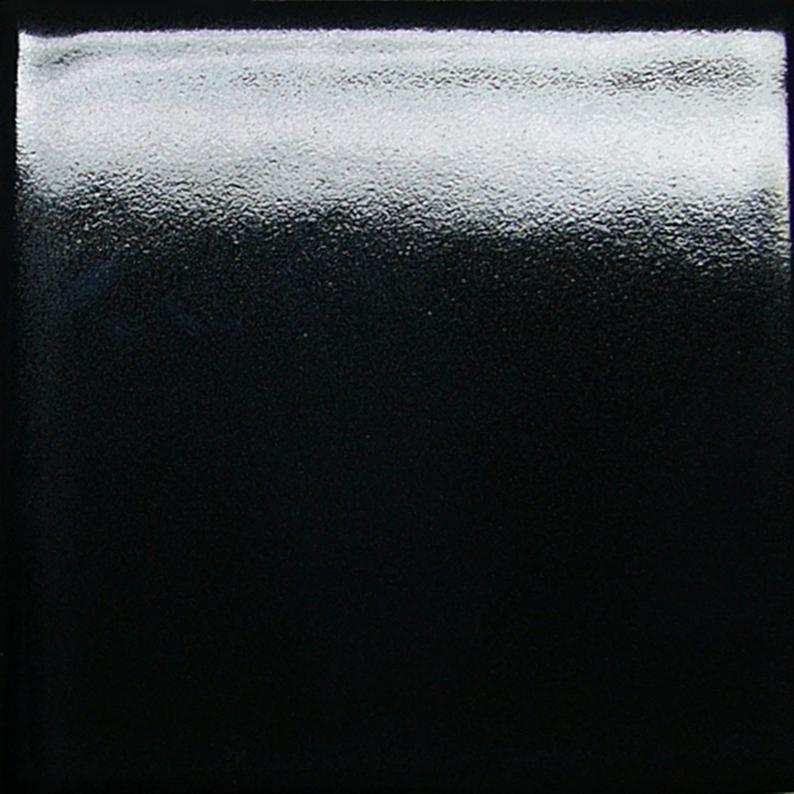 Koppe Symio Kachel schwarz glänzend