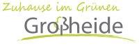 Das neue Logo der Gemeinde Großheide