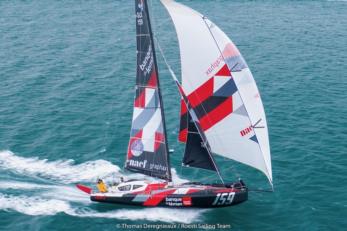 La Roesti Sailing team entame sa saison! // Roesti Sailing Team startet in die neue Saison
