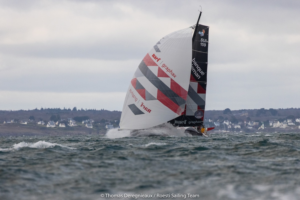 La Roesti Sailing Team passe en mode océanique // Das Roesti Sailing Team auf Hochseekurs