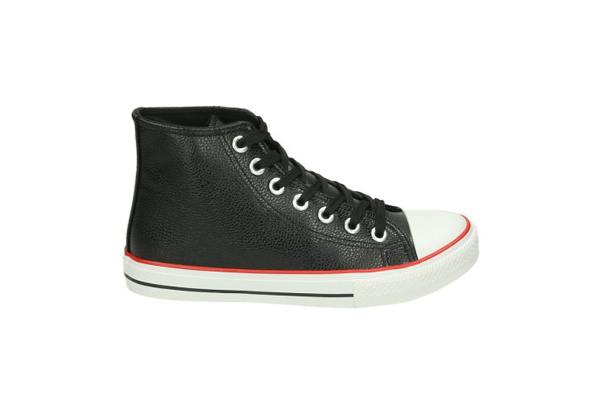 Jumex Herren Schuhe Schn��rschuhe High Sneakers Boots FC8606 wei? 516kFiab
