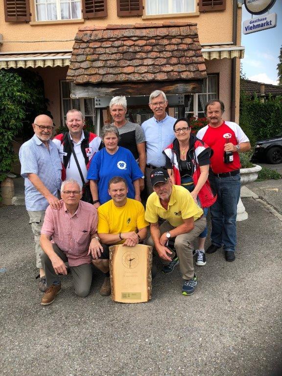 Teilnehmerinnen und Teilnehmer der SchweizerMeisterschaft (mit unseren Mitgliederinnen und Mitgliedern)