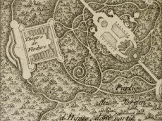 Georges-Louis Le Rouge, Parc de l'Hermitage to M. le Duc de Croy near Conde.