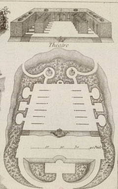 Georges-Louis Le Rouge, Project for the New Garden of Trianon by Richard, Gardener of the Queen