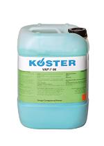 Ideale Grundierung auf ausgehärteten KÖSTER VAP I Systemen für die anschließende Beschichtung mit mineralischen Fließböden und Ausgleichsmassen.