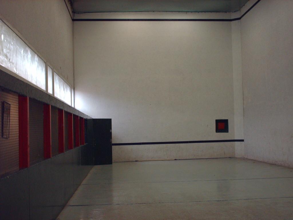 Trinquet Daniel Lacroix, Stade de la Solitude
