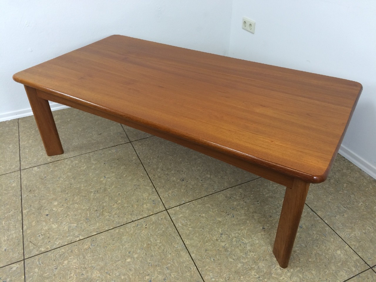 Coffee table 50er60er70er for Couchtisch 70er design