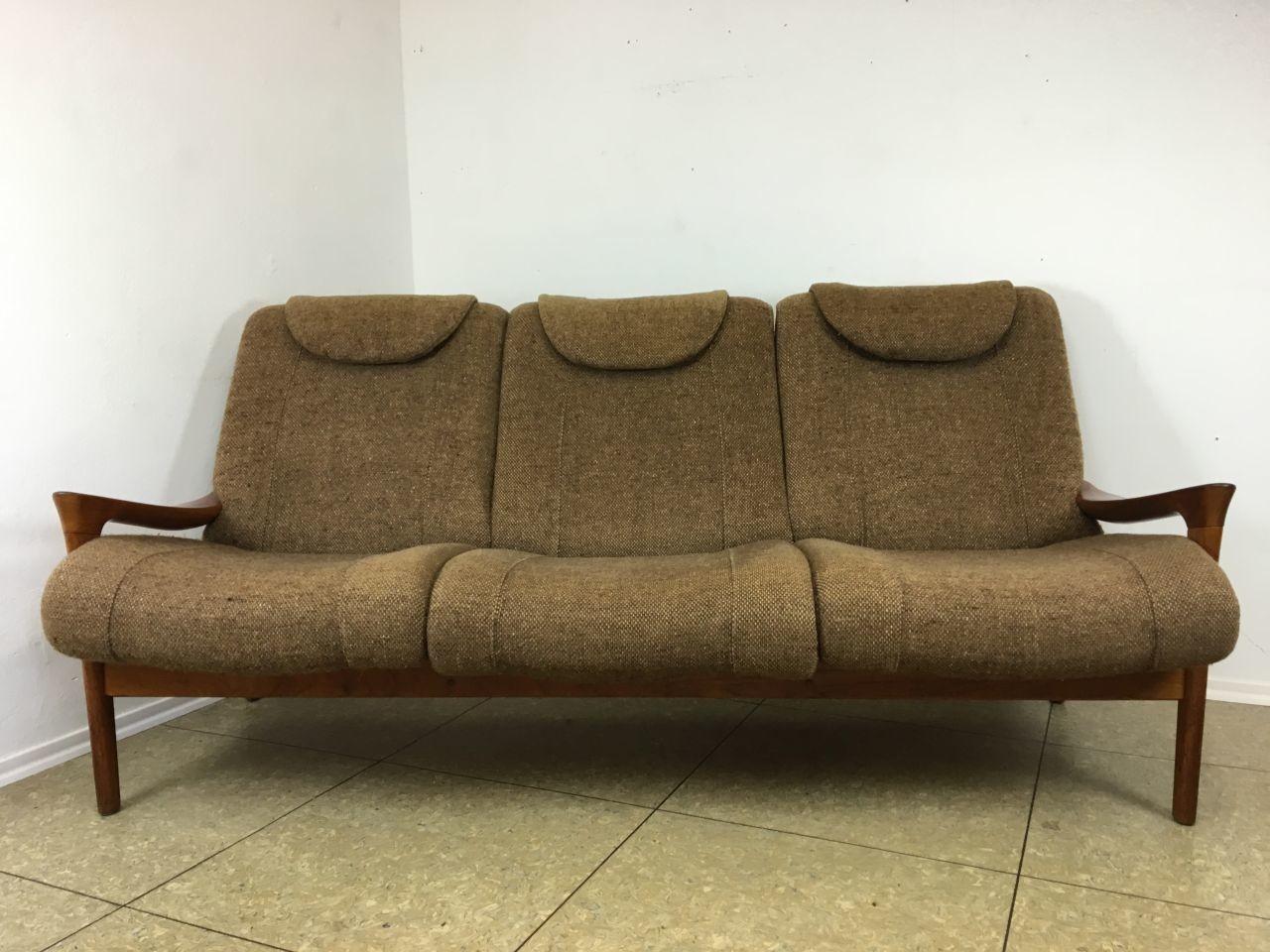 Sofa sessel 50er60er70er for Couch 70er jahre