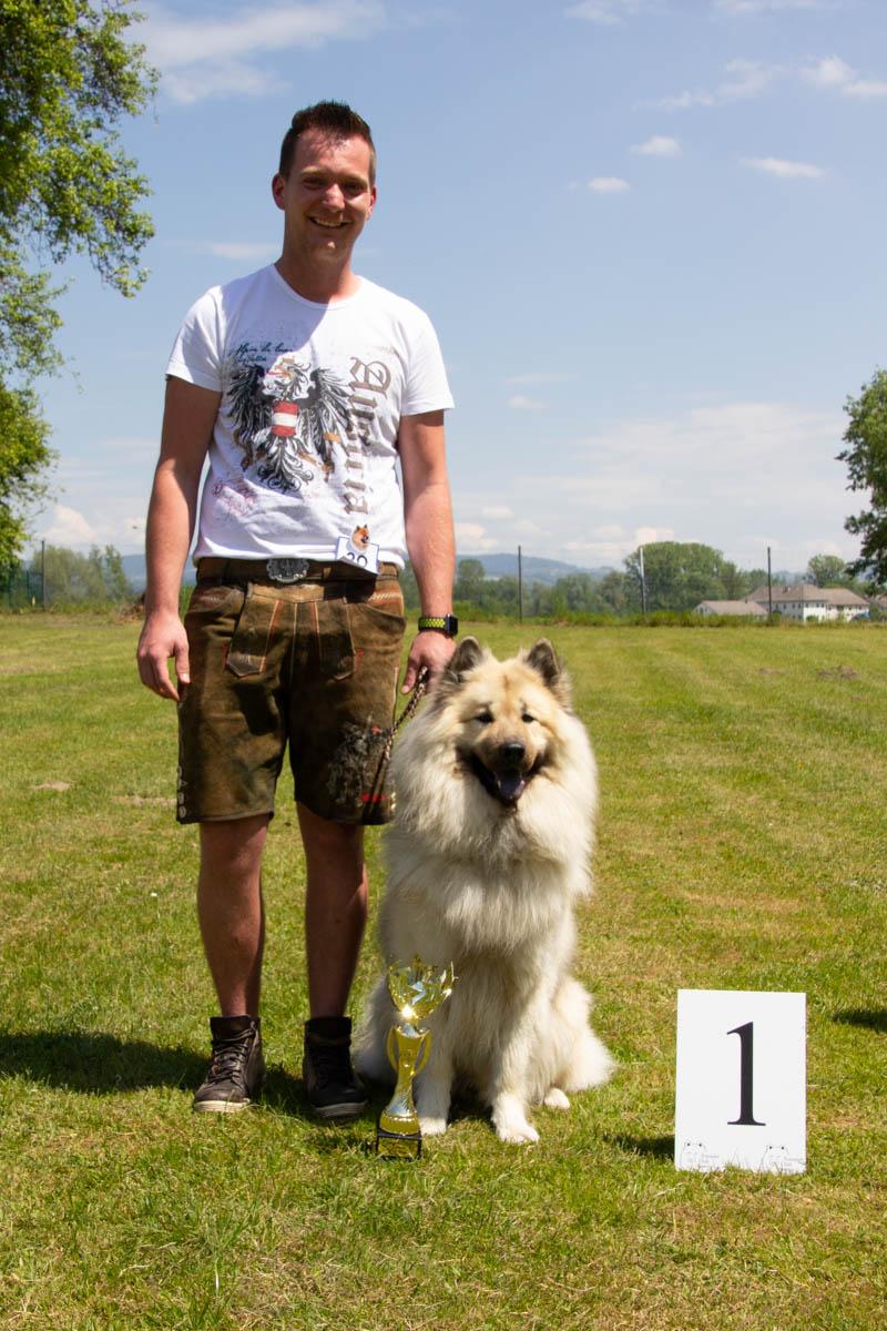 RÜDE - Offene Klasse 1. Platz