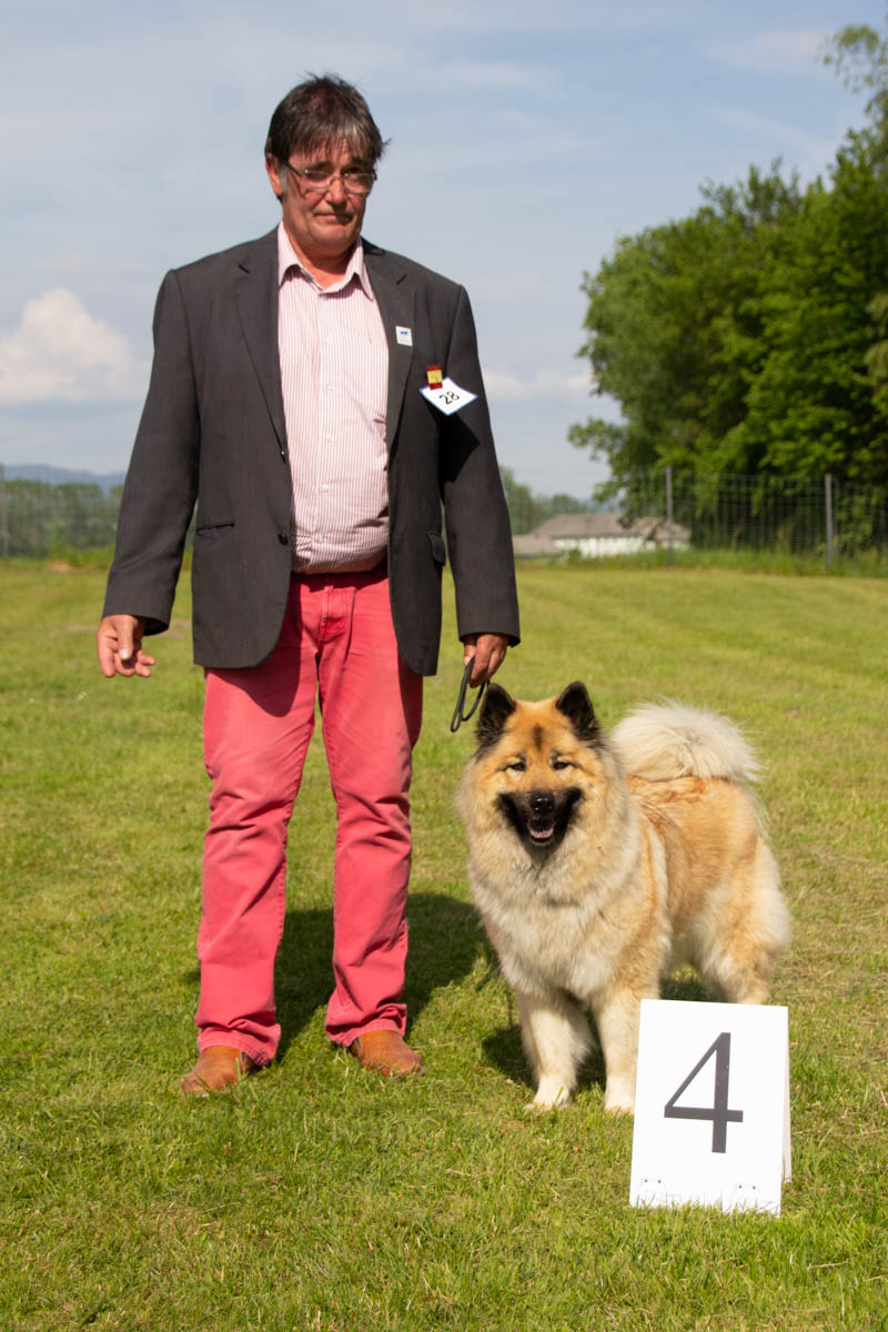 HÜNDIN - Championklasse 4. Platz