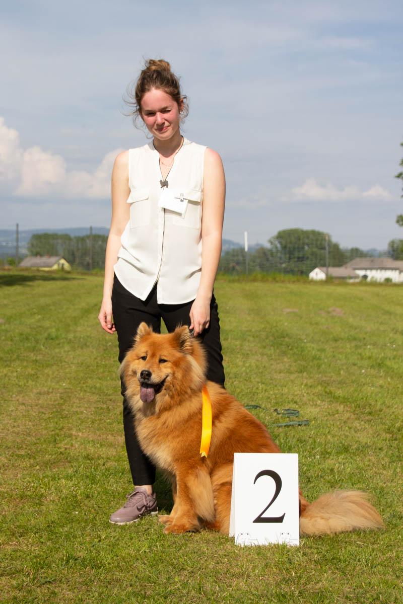HÜNDIN - Championklasse 2. Platz