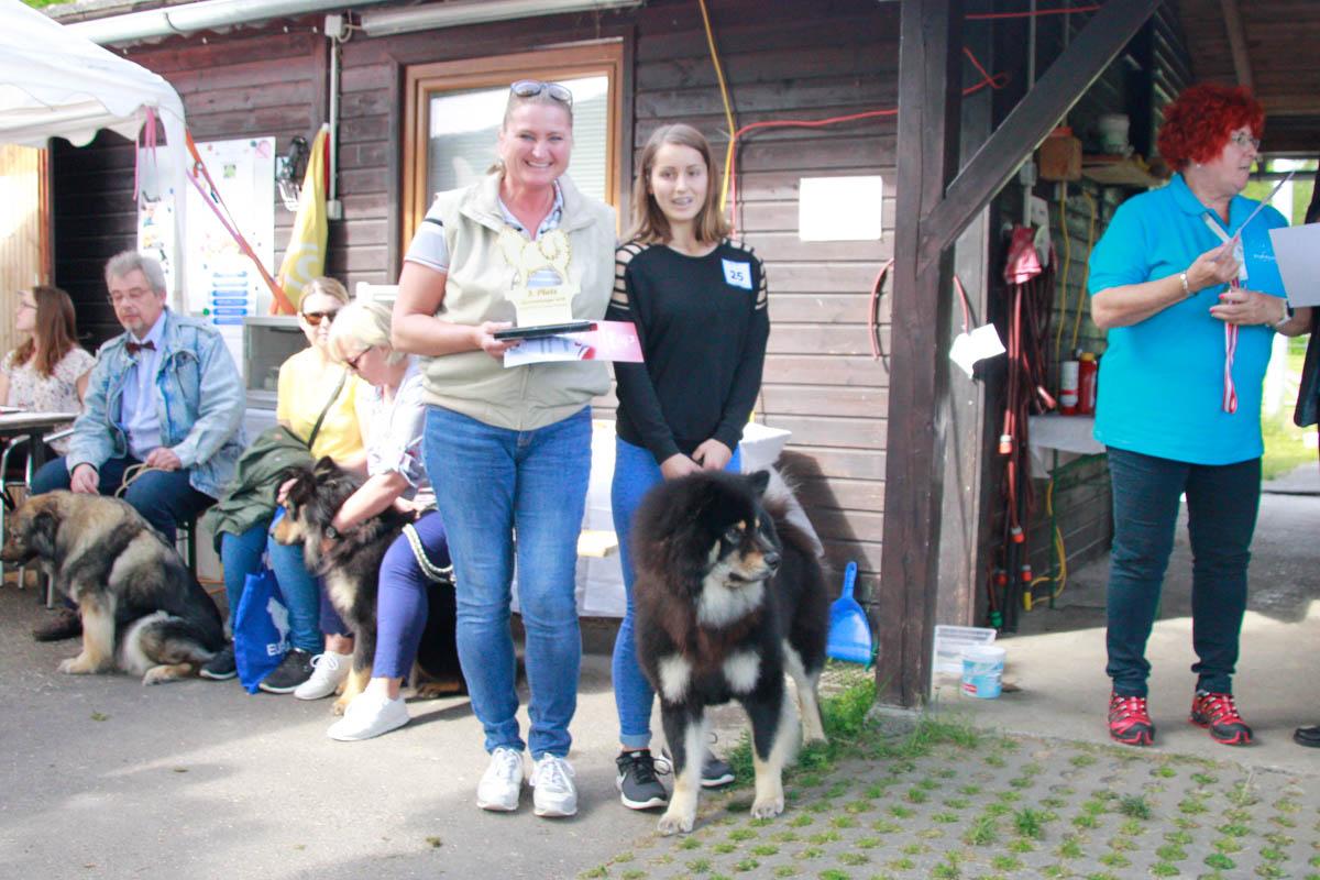 """Österreichsieger 2018 - 3. Platz """"Nanouk-Nero von Massow-Krummau"""""""