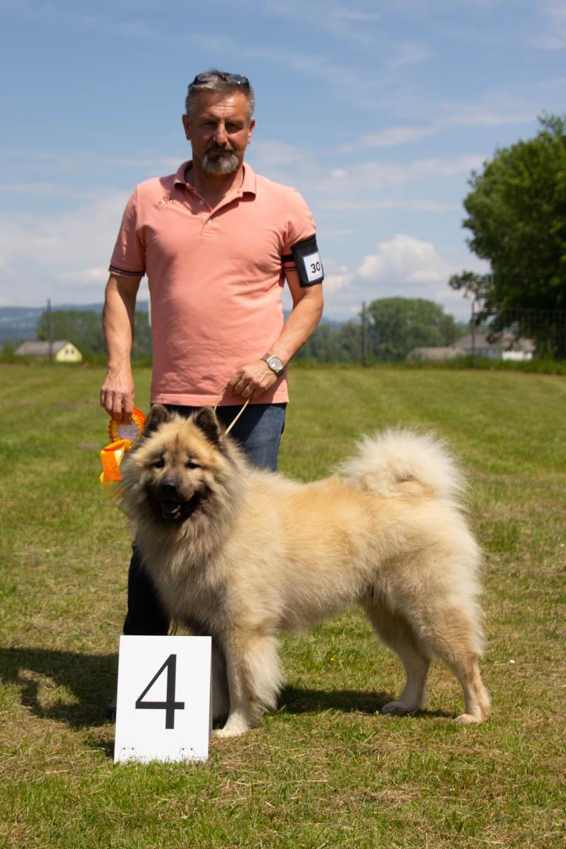 RÜDE - Championklasse 4. Platz