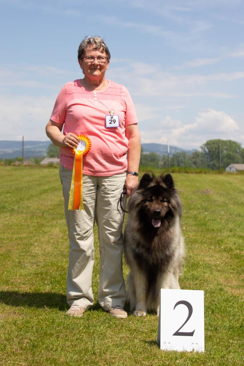 RÜDE - Championklasse 2. Platz