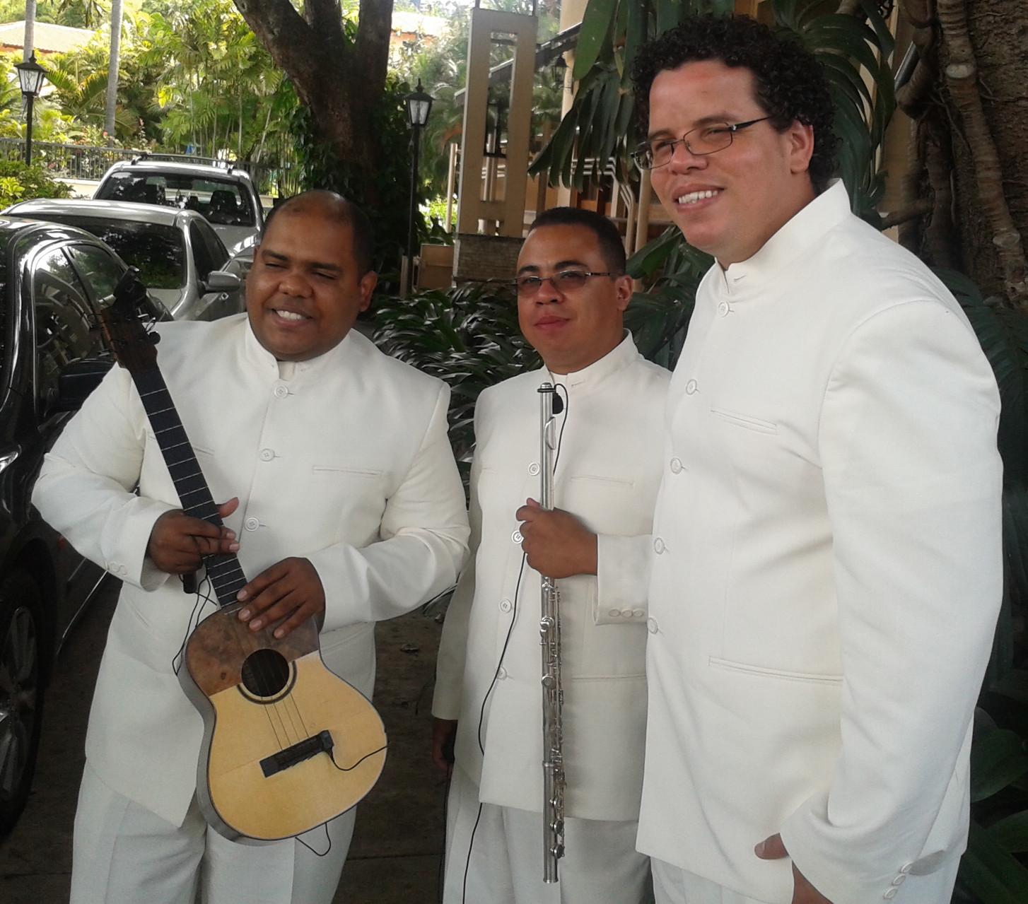 Música criolla en Caracas