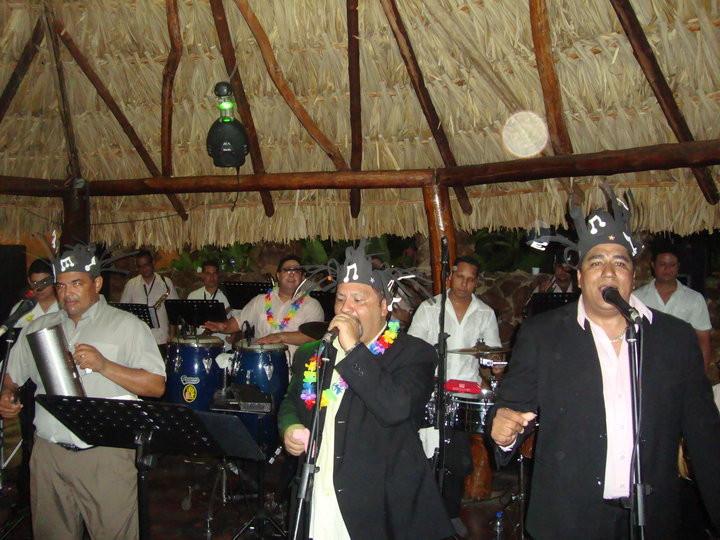 Orquesta en Margarita