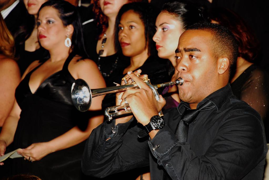 Trompetista-Caracas