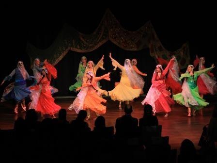persisch-armenischer Tanz