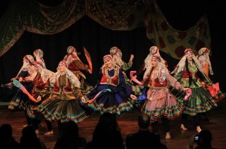 Folklore Bojnurdi
