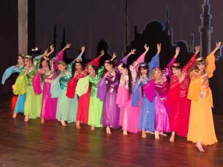 altpersischer Tanz