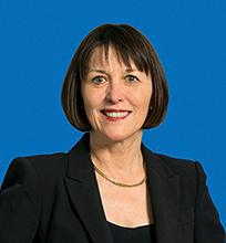 Karin Brenzikofer - Filialleiterin