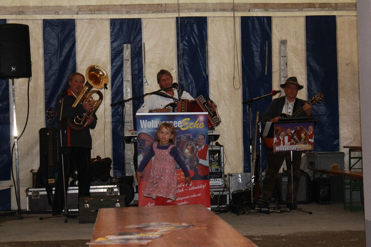 Live Band: Wolayersee Echo