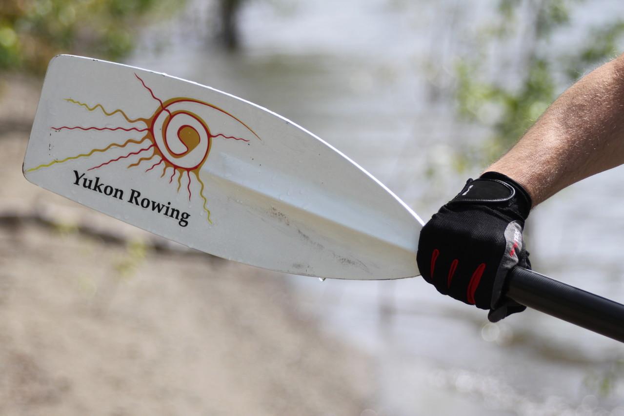 rowtex Handschuhe beim Yukon River Quest