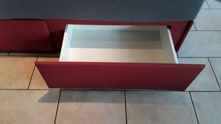 Wasserbett Schublade einzeln